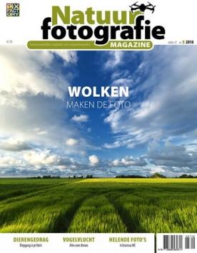 Natuurfotografie Magazine 5, iOS & Android  magazine