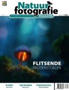 Natuurfotografie Magazine 6, iOS, Android & Windows 10 magazine