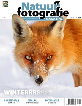 Natuurfotografie Magazine 1, iOS & Android  magazine