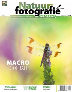 Natuurfotografie Magazine 3, iOS & Android  magazine