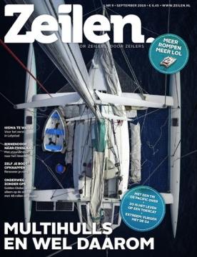 Zeilen 9, iOS & Android  magazine