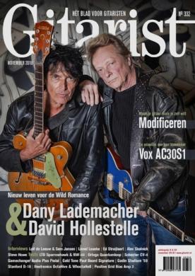 Gitarist 332, iOS & Android  magazine