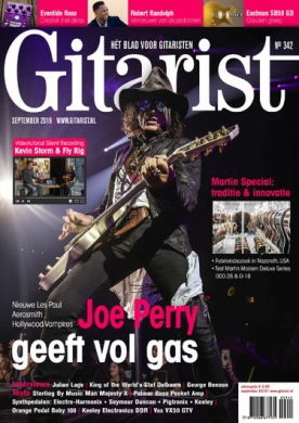 Gitarist 342, iOS & Android  magazine
