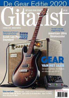 Gitarist 347, iOS & Android  magazine