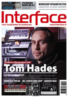 Interface 223, iOS & Android  magazine