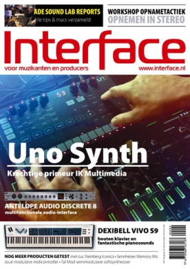 Interface 224, iOS & Android  magazine