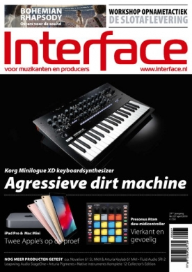 Interface 227, iOS & Android  magazine