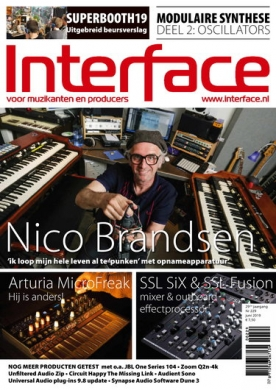 Interface 229, iOS & Android  magazine