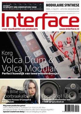 Interface 231, iOS & Android  magazine