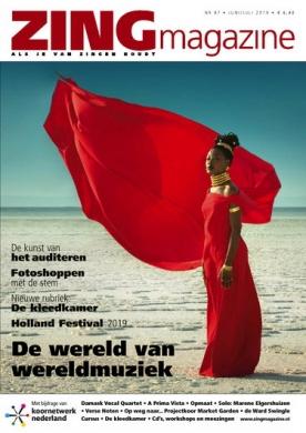 ZINGmagazine 87, iOS & Android  magazine