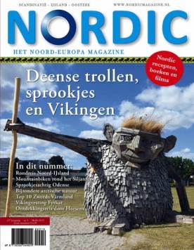 Nordic 3, iOS & Android  magazine