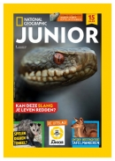 National Geographic Junior 5, iOS & Android  magazine