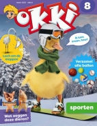 Okki 8, iOS & Android  magazine
