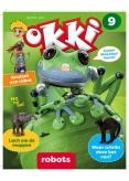 Okki 9, iOS & Android  magazine