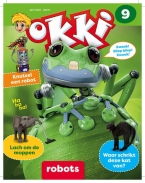 Okki 9, iOS & Android  magazine