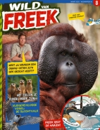 Wild van Freek 8, iOS & Android  magazine