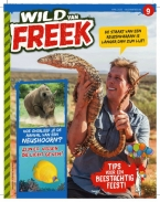 Wild van Freek 9, iOS & Android  magazine
