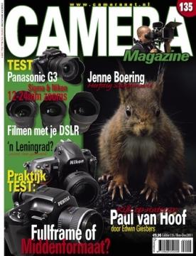 Camera Magazine 135, iOS, Android & Windows 10 magazine