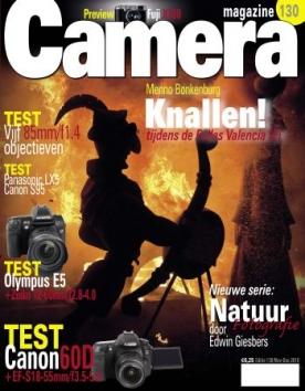 Camera Magazine 130, iOS & Android  magazine