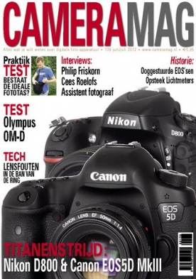 Camera Magazine 138, iOS & Android  magazine