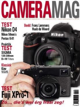 Camera Magazine 139, iOS & Android  magazine