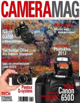 Camera Magazine 140, iOS, Android & Windows 10 magazine