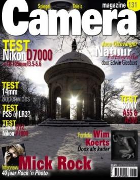 Camera Magazine 131, iOS & Android  magazine