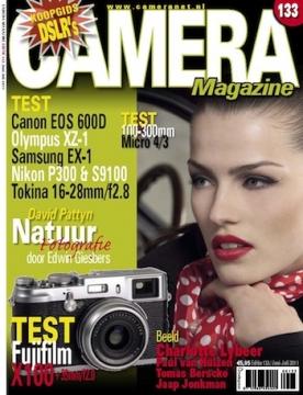 Camera Magazine 133, iOS & Android  magazine