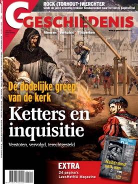 G-Geschiedenis 4, iOS & Android  magazine