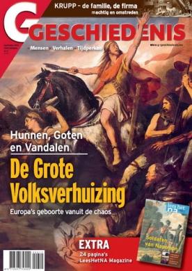 G-Geschiedenis 6, iOS & Android  magazine