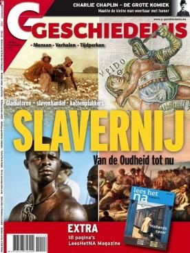 G-Geschiedenis 5, iOS & Android  magazine