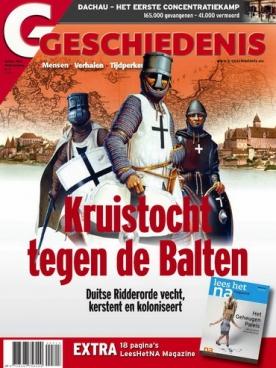 G-Geschiedenis 7, iOS & Android  magazine