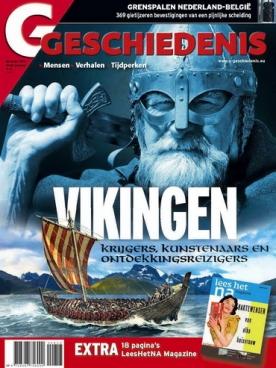 G-Geschiedenis 8, iOS & Android  magazine