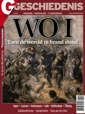 G-Geschiedenis 1, iOS & Android  magazine