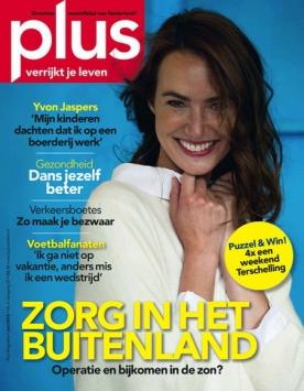 Plus Magazine 6, iOS & Android  magazine