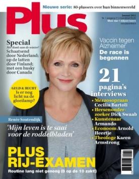 Plus Magazine 1, iOS, Android & Windows 10 magazine
