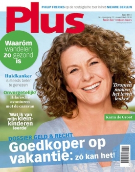 Plus Magazine 6, iOS, Android & Windows 10 magazine