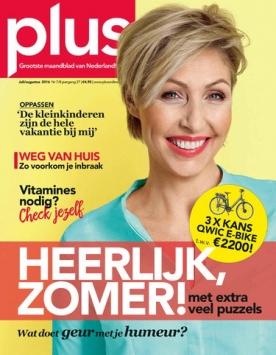 Plus Magazine 7, iOS, Android & Windows 10 magazine