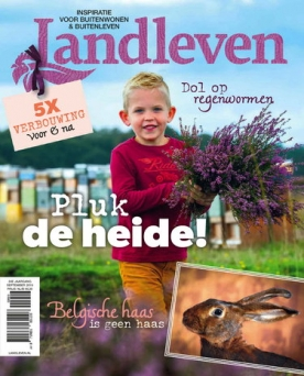 Landleven 8, iOS & Android  magazine