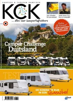 KCK 12, iOS, Android & Windows 10 magazine