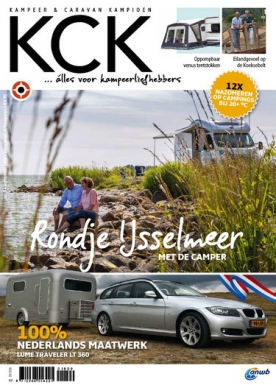 KCK 9, iOS & Android  magazine