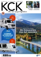 KCK 11, iOS & Android  magazine