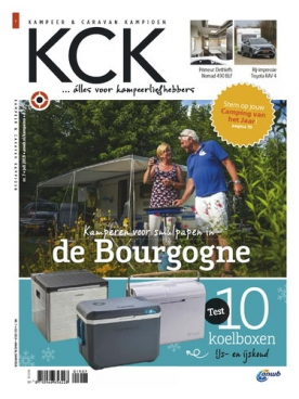 KCK 7, iOS & Android  magazine
