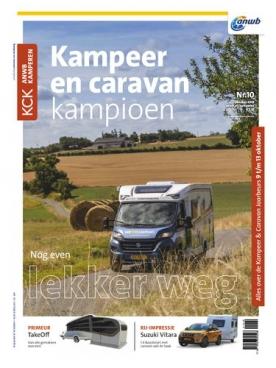 KCK 10, iOS & Android  magazine
