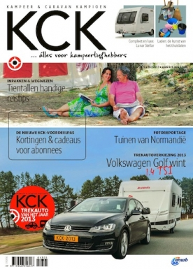 KCK 5, iOS, Android & Windows 10 magazine