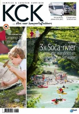 KCK 8, iOS & Android  magazine