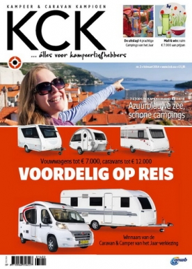 KCK 2, iOS & Android  magazine