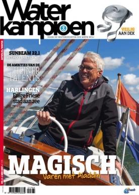 Waterkampioen 5, iOS & Android  magazine