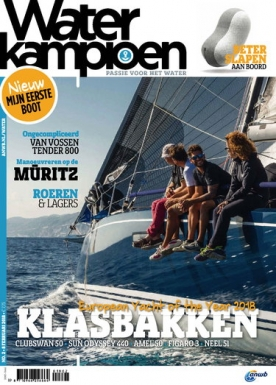 Waterkampioen 2, iOS & Android  magazine