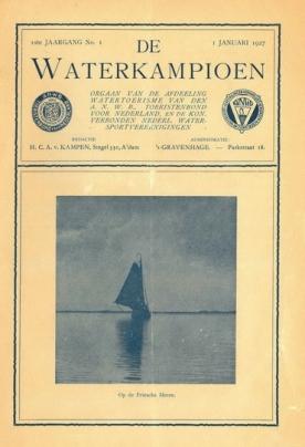Waterkampioen 1, iOS & Android  magazine
